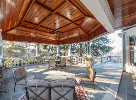 patio cover roof